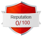 Tsarlack.com website Reputation Grade