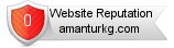 Rating for amanturkg.com