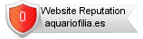 Aquariofilia.es website reputation