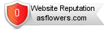 Asflowers.com website reputation