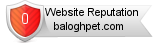 Baloghpet.com website reputation