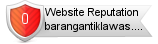Barangantiklawas.blogspot.com website reputation
