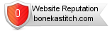 Bonekastitch.com website reputation