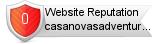 Rating Casanovasadventures.com