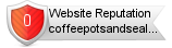 Coffeepotsandseals.com website reputation
