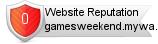 Rating for gamesweekend.mywapblog.com