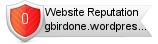 Gbirdone.wordpress.com website reputation