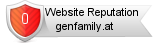 Genfamily.at website reputation