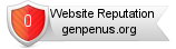 Genpenus.org website reputation
