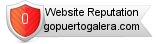 Rating for gopuertogalera.com