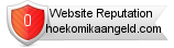 Hoekomikaangeld.com website reputation