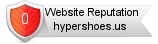 Hypershoes.us website reputation