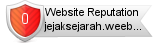 Rating for jejaksejarah.weebly.com