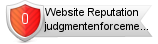 Judgmentenforcementagency.net website reputation