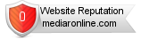 Mediaronline.com website reputation