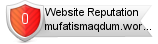 Mufatismaqdum.wordpress.com website reputation