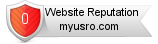 Myusro.com website reputation