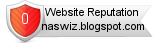 Naswiz.blogspot.com website reputation
