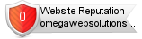 Rating for omegawebsolutions.com