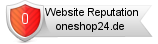 Oneshop24.de website reputation