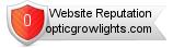 Opticgrowlights.com website reputation
