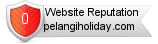 Rating for pelangiholiday.com
