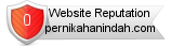 Rating for pernikahanindah.com