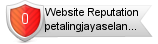 Petalingjayaselangor.com website reputation