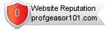 Profgeasor101.com website reputation