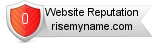 Risemyname.com website reputation