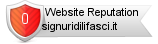 Signuridilifasci.it website reputation