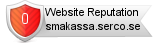 Smakassa.serco.se website reputation