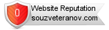 Souzveteranov.com website reputation