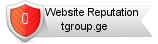 Tgroup.ge website reputation