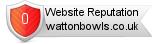 Wattonbowls.co.uk website reputation