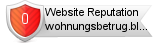 Rating for wohnungsbetrug.blogspot.de