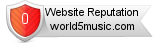 World5music.com website reputation