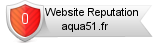 Aqua51.fr website reputation