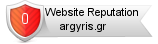 Argyris.gr website reputation
