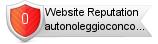 Autonoleggioconconducentevenezia.it website reputation