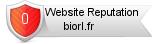 Biorl.fr website reputation