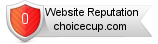 Choicecup.com website reputation