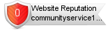 Communityservice101.com website reputation