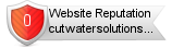 Cutwatersolutions.com website reputation