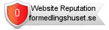 Formedlingshuset.se website reputation