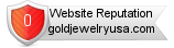 Goldjewelryusa.com website reputation