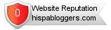 Rating for hispabloggers.com