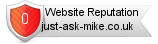 Just-ask-mike.co.uk website reputation