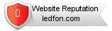 Ledfon.com website reputation