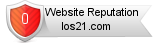 Los21.com website reputation